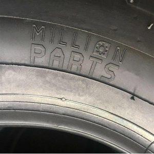 2 – 16X6.50-8 4 Ply Turf Lawn Mower Tires PAIR16x6.5-8