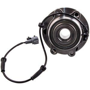 front Wheel Bearing Hub for Nissan Navara D40 D22 YD25 4WD ABS 2005-2012 Spanish