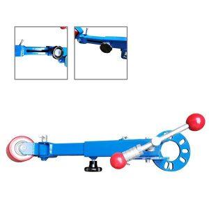 Professional Mechanical Automobile Roll Fender Repair Tool Blue
