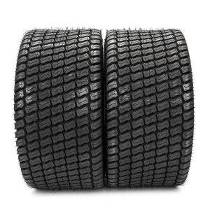 1x 16×6.50-8 Tire Turf Master PSI 14 Speed Rating F 396lbs 157mm