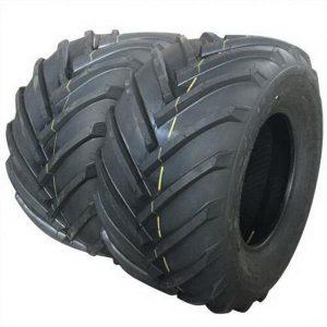 2 * 26×12.00-12 OD:26.18in(665mm) Garden Lawn Mower Tires 26×12.00-12 8PR P310