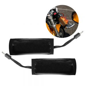 Motorcycle Heating Handle Autocycle Handle Heater Pad for 12V Motorcycle ATV Scooter 1.18 Inches to 1.42 Inches