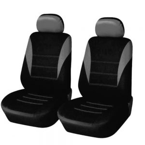 9 Pcs Car Seat Cover Vehicle Protective Cushion Four Seasons Universal Full Surround Headrest Auto Interior Decoration for Most Car Truck Suv Van Line Style