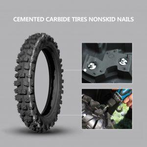 100PCS Carbide Thread Non-Slip Nails For Tires