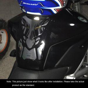 Silver Red Gold 3D Motorcycle Fuel Oil Tank Pad Decal Protector Cover Sticker Universal For Honda Yamaha Kawasaki Suzuki Harley