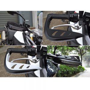 1 Pair Universal Motorcycle Handguards Motocross Hand Guards One Set Combination