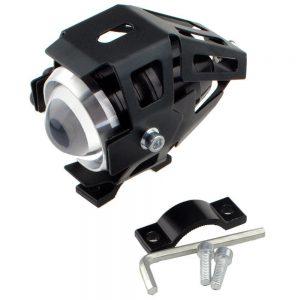 Motorcycle Off-road Vehicle Modified Headlights LED Spotlights U5 Upper Low Beam Motorbike Spot Lamp
